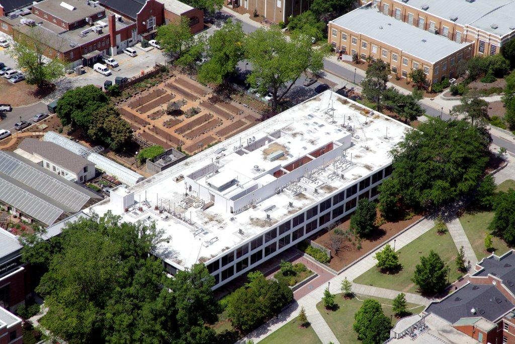 UGA Pharmacy Building